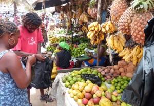 Markt Mtwape-Mombasa